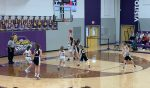 Girls 8th Grade Basketball falls to Troy Christian Middle School 36 – 11