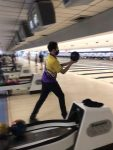 Boys Varsity Bowling loses a close one to Valley View 1651 – 1596