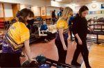 Girls Varsity Bowling falls to Middletown Christian