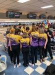 Girls Varsity Bowling falls to Newton 1665 – 1158