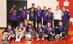 Warriors Win 2021 C-MAC Wrestling Championship