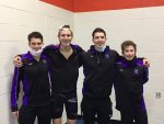 Four Boys Swimmers Advance to OHSAA Districts