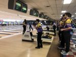 Boys Varsity Bowling finishes in 5th place at MBC Bowling Tournament