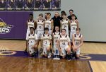 7th Grade Warrior Boys Complete Conference Sweep, Win MBC Title