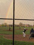 DC Warriors Varsity Baseball beats Yellow Springs 21-0