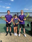 Warriors Tennis competes well at OHSAA Sectional Tournament