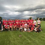 SVHS Football help Lil Warriors on Jersey Night