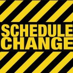 Football: Schedule Change for Tonight's Game – Varsity 5:00 pm kick-off #WeAreMCUSD