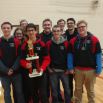 Chess places 3rd in NICL Conference Tourney