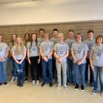 Math Team Members qualify for State!