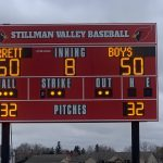 SVHS Baseball – NEW Scoreboard! #WeAreMCUSD
