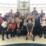 Math Team gets 3rd place in BNC Competition.