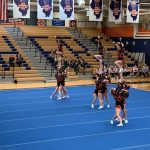 COMPETITIVE CHEER: IHSA Sectionals Performance Order