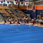COMPETITIVE CHEER: BNC Performance Schedule