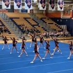 COMPETITIVE CHEER: Cheer places 2nd at the Big Northern Conference Meet!