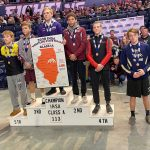 WRESTLING: Crumpacker places 4th at State Finals