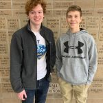 Swimming Co-op medaled in sectional meet Feb. 22 against 11 other area Rockford High Schools.