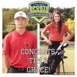 Golf: Marcum and Haas earn Rock River Valley High School Sport Award