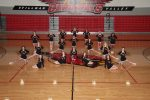 COMPETITIVE CHEER: IHSA STATE QUALIFIER!
