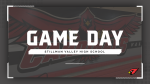 GAME DAY: JV & Varsity Volleyball travel to R. Christian