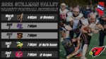 Football Tickets: 4/2/2021 vs. R. Lutheran 7:00pm