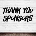 Thanks You Sponsors!