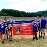 Ryan Shay Race and New Coach Boni 8-18-18