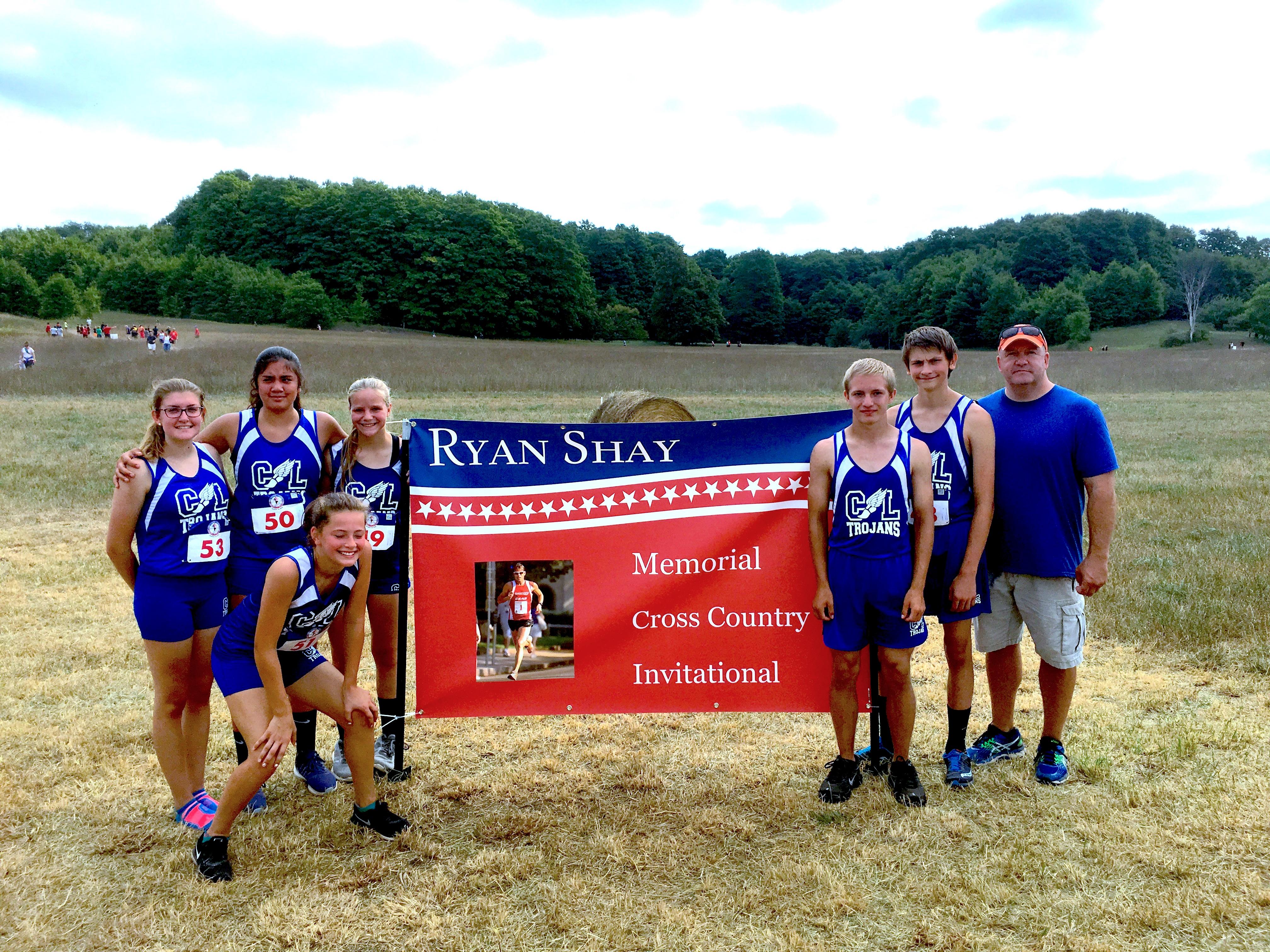 Ryan Shay Race and New Coach Boni 8-18-18