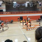 Girls Junior Varsity Volleyball vs Mancelona
