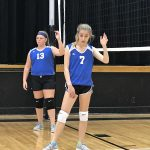 Girls Middle School Volleyball vs Mancelona Middle School