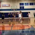 Lady Trojans vs Inland Lakes Bulldogs