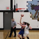 Lady Trojans Win In Ellsworth