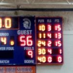 Boys Varsity Win At Home Over Cardinals