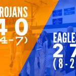 Girls Varsity Basketball beats Lake Leelanau St Mary's 40 – 27