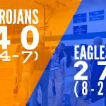 Girls Varsity Basketball beats Lake Leelanau St Mary's 40 – 27