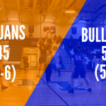 Boys Varsity Basketball falls to Inland Lakes 53 – 45