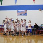 Girls Junior Varsity Basketball beats Forest Area 46 – 23