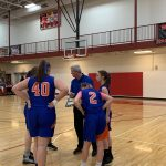 Girls Junior Varsity Basketball falls to Bellaire 46 – 20