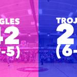 Girls Varsity Basketball falls to Bellaire 42 – 21
