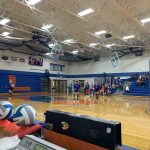 Girls Junior Varsity Volleyball beats Ellsworth 3 – 0