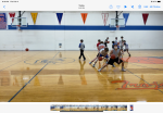Basketball is on!