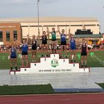 Selene Weaver – Bronze Medalist at State Meet in Girls Pole Vault