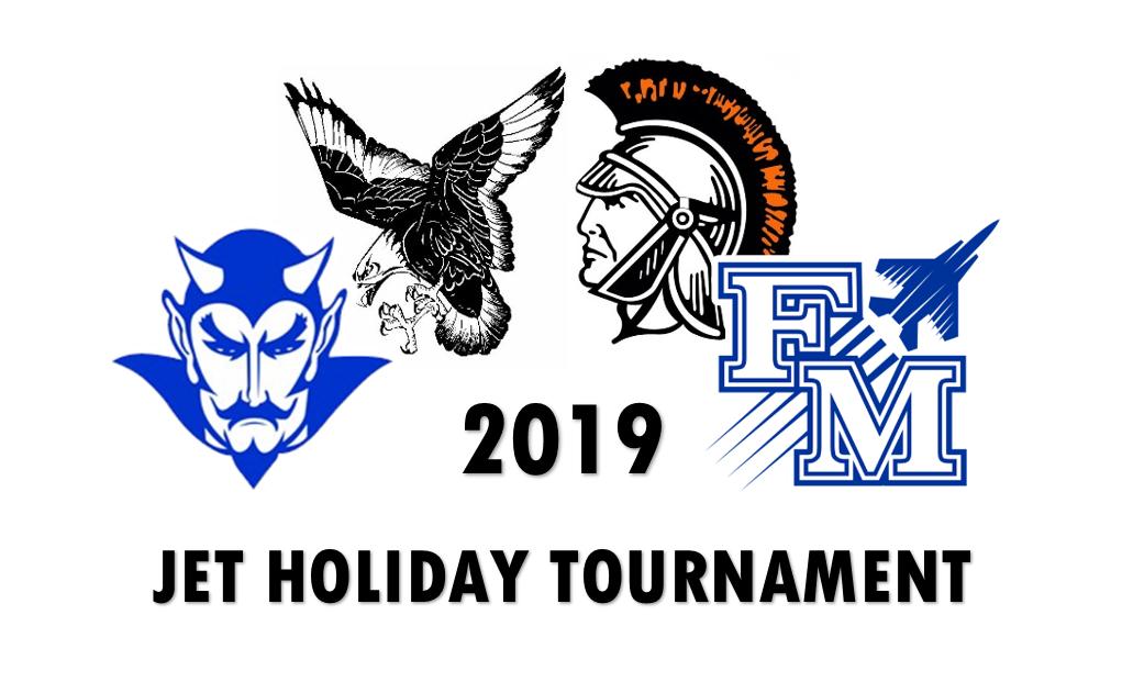 2019 Jet Holiday Tournament Information
