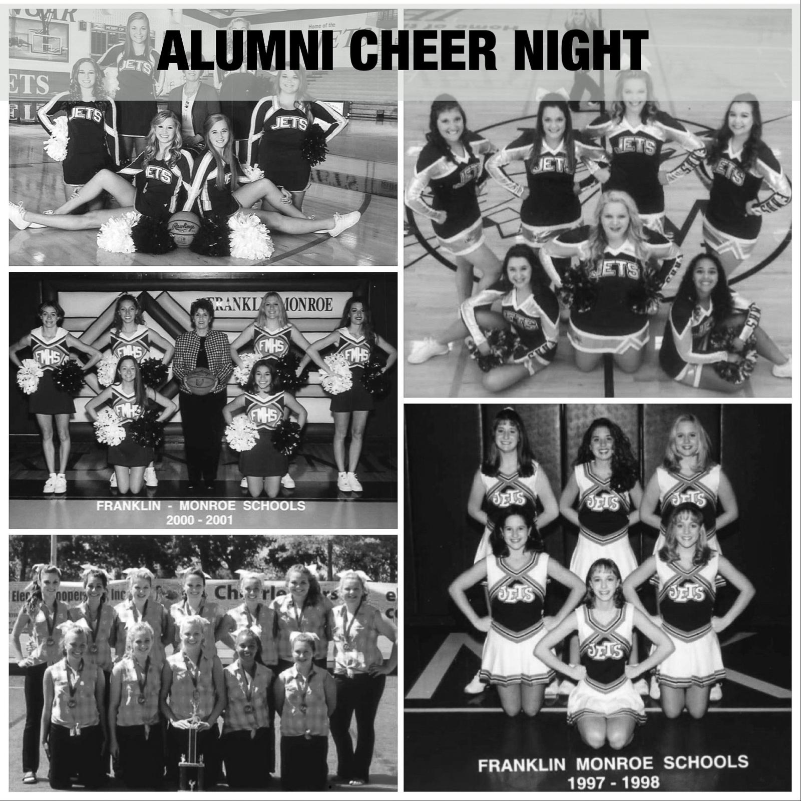 Alumni Cheer Night