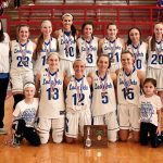 Girls Varsity Basketball falls to Fort Loramie 40 – 26