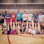 THS 2018 Freshman Volleyball