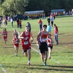 Tongie XC Boys Named League Champions