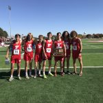 Tongie XC Boys Take 3rd at State