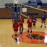 Freshman VB v. Sumner 2-0 Sept 5