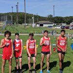 XC Boys Cross Country Competes in Dual with Lansing